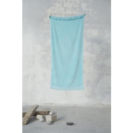 Πετσέτα Θαλάσσης 70x140 - Nima Cactil Aqua