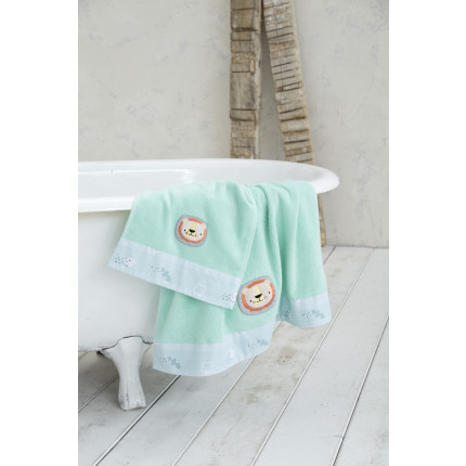 Σετ Βρεφικές Πετσέτες (2 Τμχ) - Daba Doo