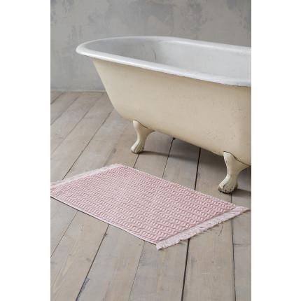 Πατάκι Μπάνιου 50x80 - Nima Contour Pink