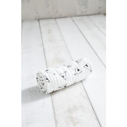 Κουβέρτα Κούνιας 110x150 - Nima Tippie