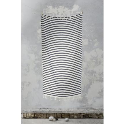 Πετσέτα/Παρεό 100x170 - Nima Assort Navy