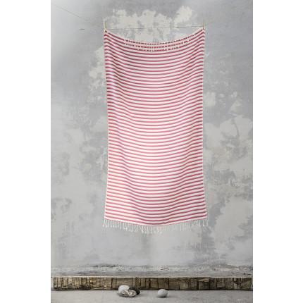 Πετσέτα/Παρεό 100x170 - Nima Assort Pink