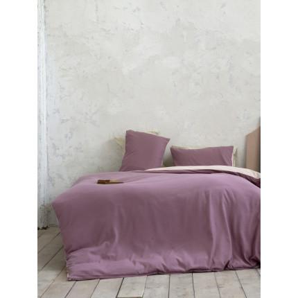 Πάπλωμα Υπέρδιπλο 220x240 Nima Abalone Cassis / Powder Pink