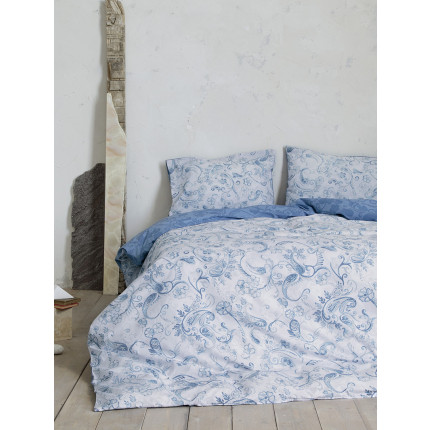 Σεντόνια Μονά (Σετ) 170x260 Nima Roussia Blue