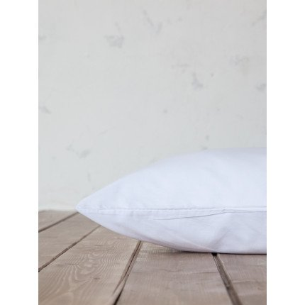 Μαξιλαροθήκες (Ζεύγος) 50x72 Nima Primal White