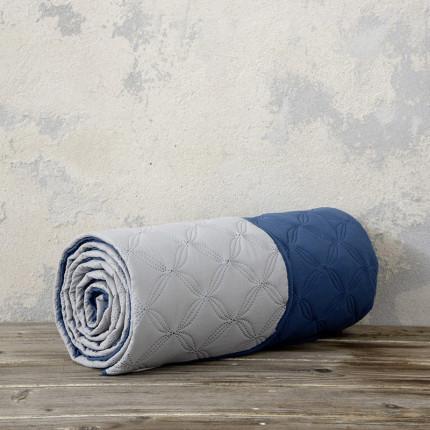 Κουβερλί Μονό 160X240 Nima Cuento Blue