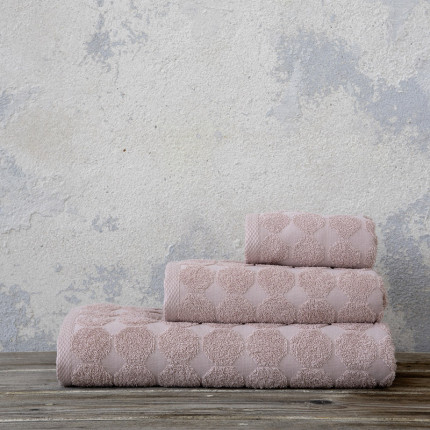 Πετσέτα Χεριών 30X50 Nima Liberty Powder Pink