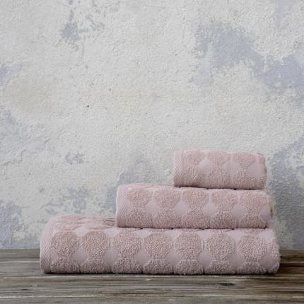 Πετσέτα Προσώπου 50X90 Nima Liberty Powder Pink