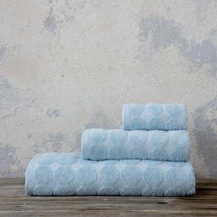 Πετσέτα Προσώπου 50X90 Nima Liberty Light Blue
