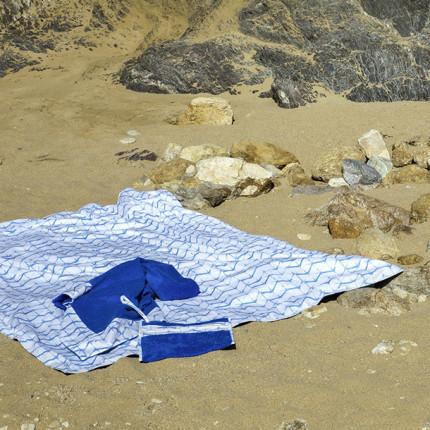 Πετσέτα Θαλάσσης 90X150 Nima Kanoko