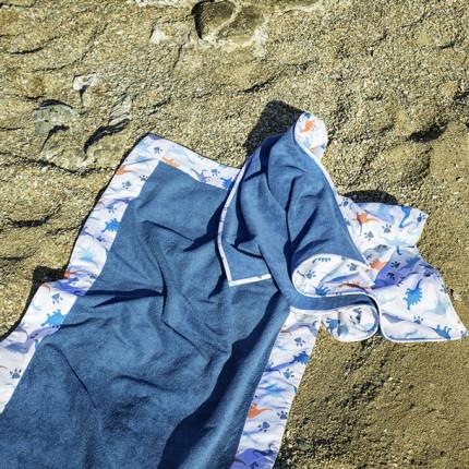 Πετσέτα Θαλάσσης 70X140 Nima Roarrr