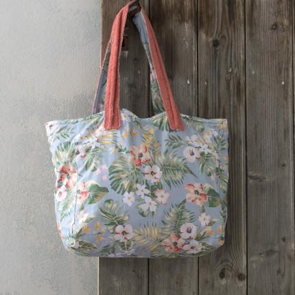 Τσάντα Θαλάσσης 46X60 Nima Jungle Flower