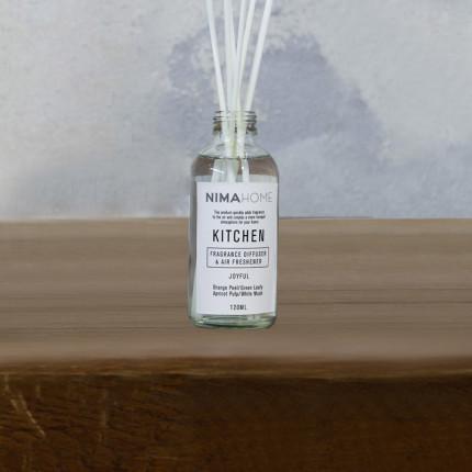 Αρωματικό Χώρου με Στικ 120ml - Nima Kitchen