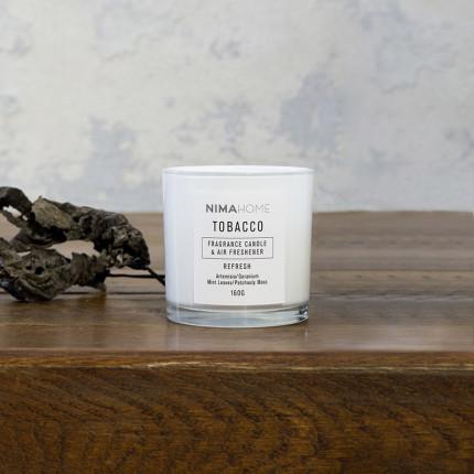 Αρωματικό Κερί 160gr - Nima Tobacco