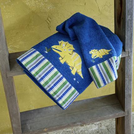 Παιδικές Πετσέτες (Σετ 2 Τμχ) Nima Dino Park