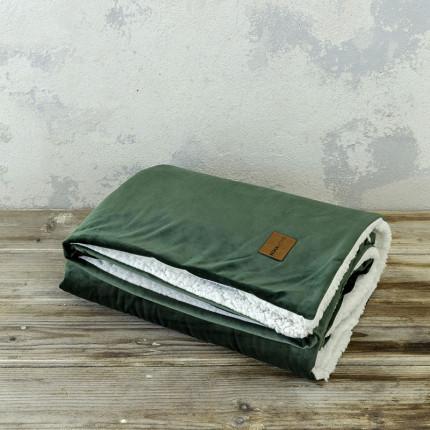 Κουβέρτα Καναπέ 130X170 Nima Nuan Forest Green