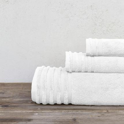 Πετσέτα Προσώπου 50x100 Nima Vista White