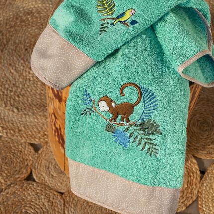 Παιδικές Πετσέτες (Σετ 2 Τμχ) Nima Affe