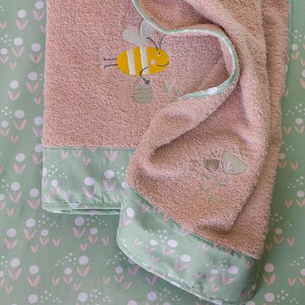 Παιδικές Πετσέτες (Σετ 2 Τμχ) Nima Bumblebee