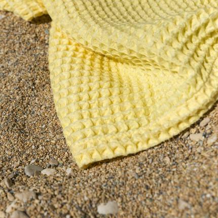 Πετσέτα Θαλάσσης Μπάνιου 70x140 Nima Dank Yellow