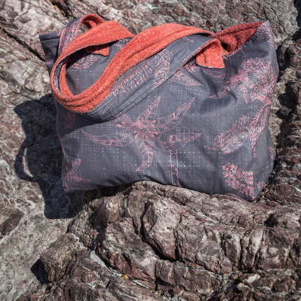 Τσάντα Θαλάσσης 46x60 Nima Attalea