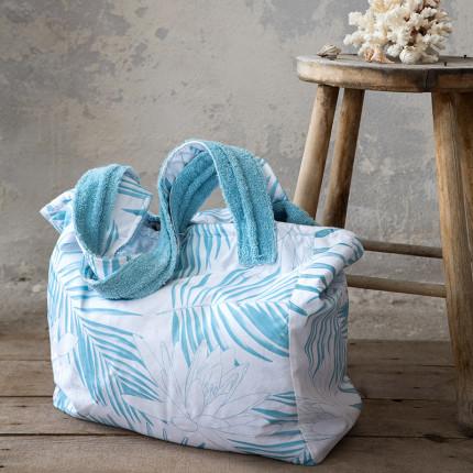 Τσάντα Θαλάσσης 46x60 Nima Fougere