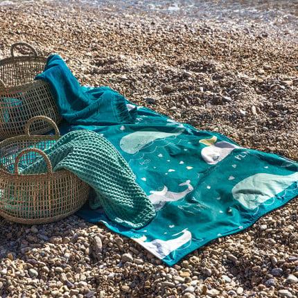 Πετσέτα Θαλάσσης Μπάνιου 75x150 Nima Playtime