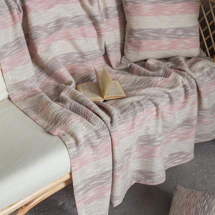 Κουβέρτα Καναπέ 130x170 Nima Calida Neutral