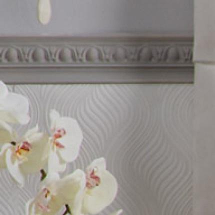 Νυφικό Κουβερλί (Σετ) Υπέρδιπλο 230X250 Kentia Serenity Clelia Λευκό