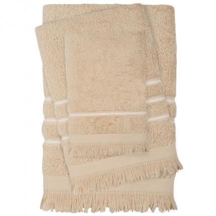 Πετσέτες Μπάνιου (Σετ 3 Τμχ) Das Home Soft Best 0424