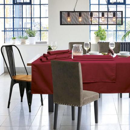 Πετσέτες Φαγητού ( Σετ 4 Τμχ) 40x40 Das Home Table 0545 Κοκκινο