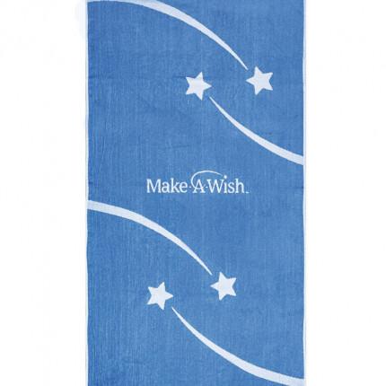 Πετσέτα Θαλάσσης 70X140 Kentia Loft Maw 05Make-A-Wish Μπλε