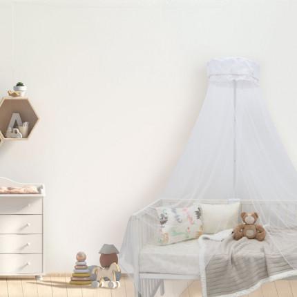 Κουνουπιέρα 200x500 Das Home Relax 6441 Λευκο