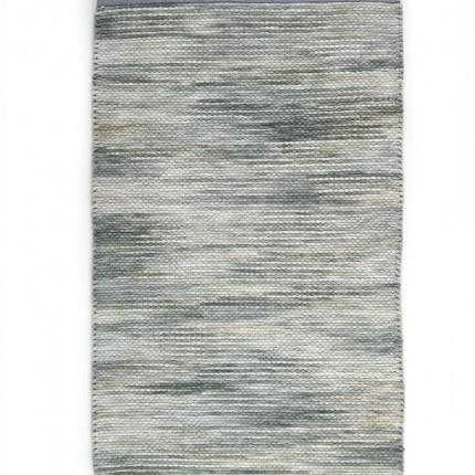 Χαλί All Season Διαδρόμου 70X130 Kentia Loft Granit Πράσινο