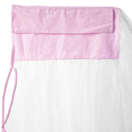 Κουνουπιέρα Kentia Loft Bambino 14 Ροζ