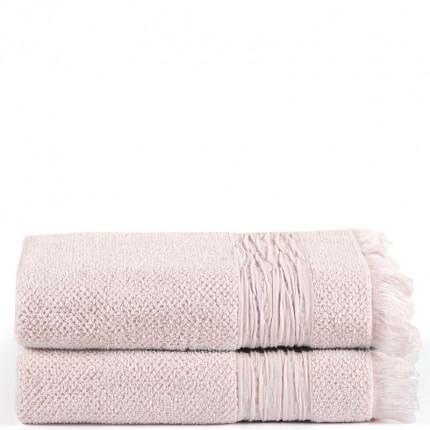 Πετσέτα Προσώπου 50X100 Kentia Loft Monroe 14 Ροζ