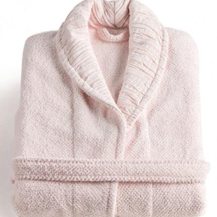 Μπουρνούζι Με Γιακά Small Kentia Loft Monroe 14 Ροζ