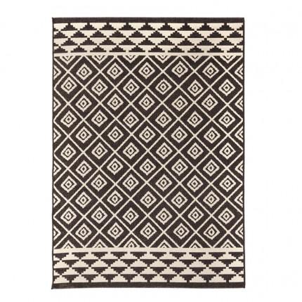 Χαλί Διαδρόμου All Season Royal Carpet Flox 67x140 - 6094 Black