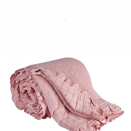 Κουβερλί Ημίδιπλο 180X240 Kentia Stylish Jemina 18 Ροζ