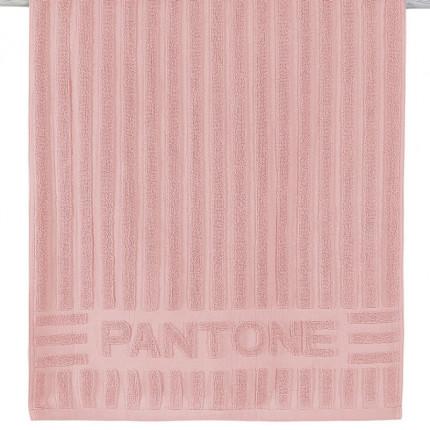 Πετσέτα Προσώπου 50X100 Kentia Loft Pantone 0114 Ροζ