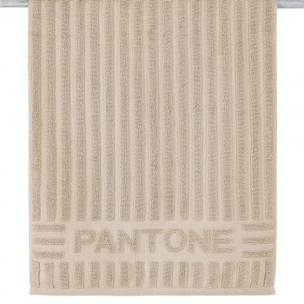 Πετσέτα Προσώπου 50X100 Kentia Loft Pantone 0112 Μπεζ