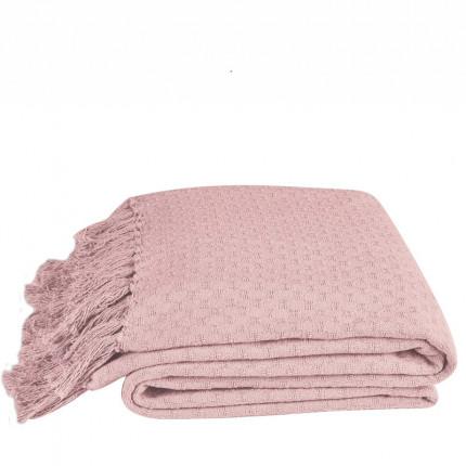 Κουβερτόριο Μονό 160X240 Kentia Loft Priya 14 Ροζ