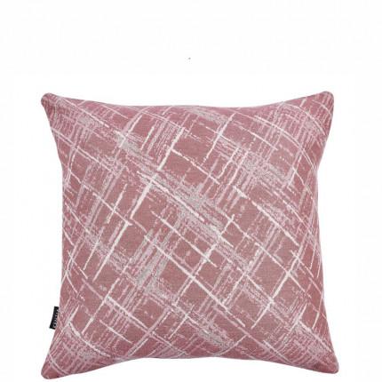 Διακοσμητική Μαξιλαροθήκη 50X50 Kentia Loft Rust 17 Ροζ