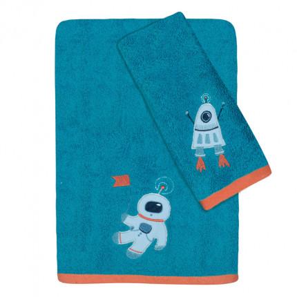 Βρεφικές Πετσέτες (Σετ 2 Τμχ) Das Home Fun Embroidery 4729