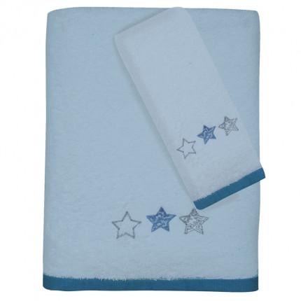 Βρεφικές Πετσέτες (Σετ 2 Τμχ) Das Home Fun Embroidery 4738