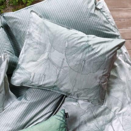 Ζεύγος Μαξιλαροθήκες Oxford 50X70 Kentia Stylish Ginkgo 10