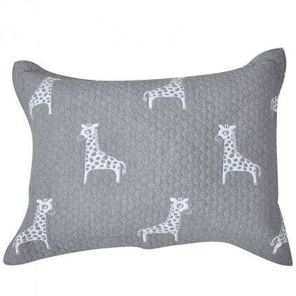 Διακοσμητική Μαξιλαροθήκη 50X70+5 Kentia Loft Giraffe 22
