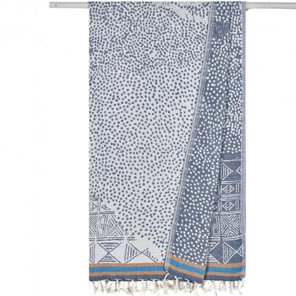 Πετσέτα Θαλάσσης Μπάνιου 90X180 Kentia Stylish Cythera