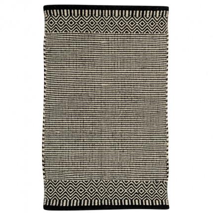 Χαλί All Season Διαδρόμου 140X200 Das Home Carpet 7005 Μαύρο