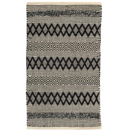Χαλί All Season Σαλονιού 140X200 Das Home Carpet 7006 Μαύρο